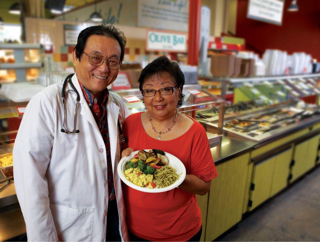 Dr Shinitani and Linda Saraoka - Generations Magazine - February - March 2012.jpg