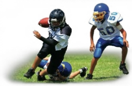 Football Athletes - Generations Magazine - April - May 2012