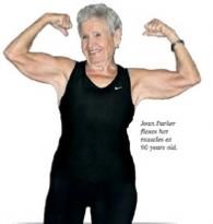 Joan Packer - Generations Magazine - April - May 2012