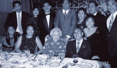 Tan Family Cruise - Generations Magazine - August - September 2012
