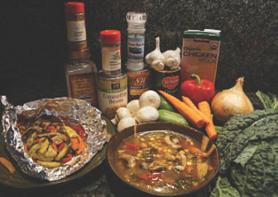 Kale Bean Soup - Generations Magazine - October-November 2012