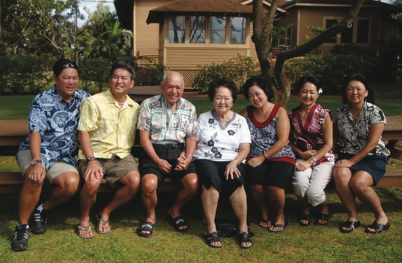 The Ihara Family - Generations Magazine - April-May 2013