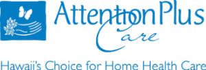 attention plus care - sponsor logo