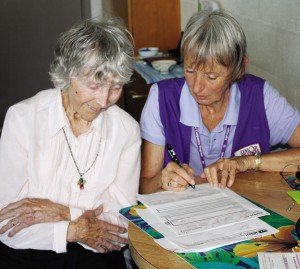 Generations Magazine - Companion Program Helps Aging in Place - Image 01