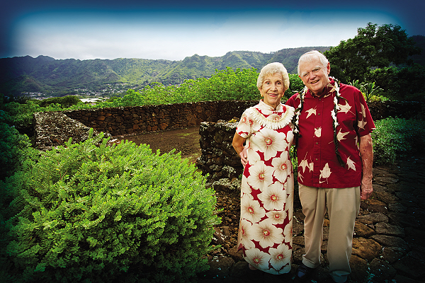 "Generations Magazine - Manoa Heritage Center For Sam and Mary Cooke, Malama 'Aina is the ""Right Thing To Do.""- Image 01"