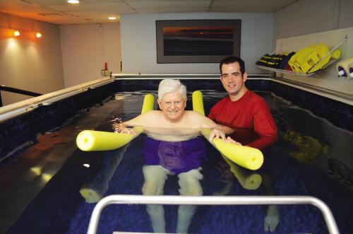 Generations Magazine - The Benefits of Aquatherapy - Image 01