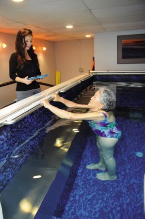 Generations Magazine - The Benefits of Aquatherapy - Image 03