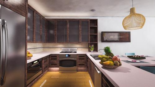 Generations Magazine -Creating Ageless Kitchens - Image 01