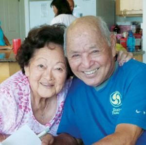 Generations Magazine - Editors Note - Grandparents Ihara