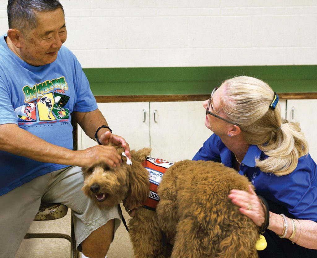 Generations Magazine - Animal Assisted Therapy_image1