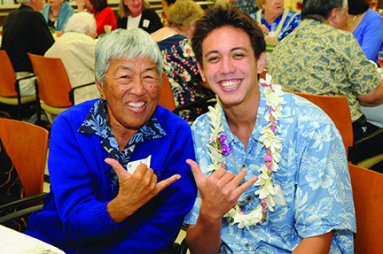 Ivanelle Hoe and Davis M.K. Kane - Sakamoto-Hoe Scholarship - Generations Magazine - June - July 2013