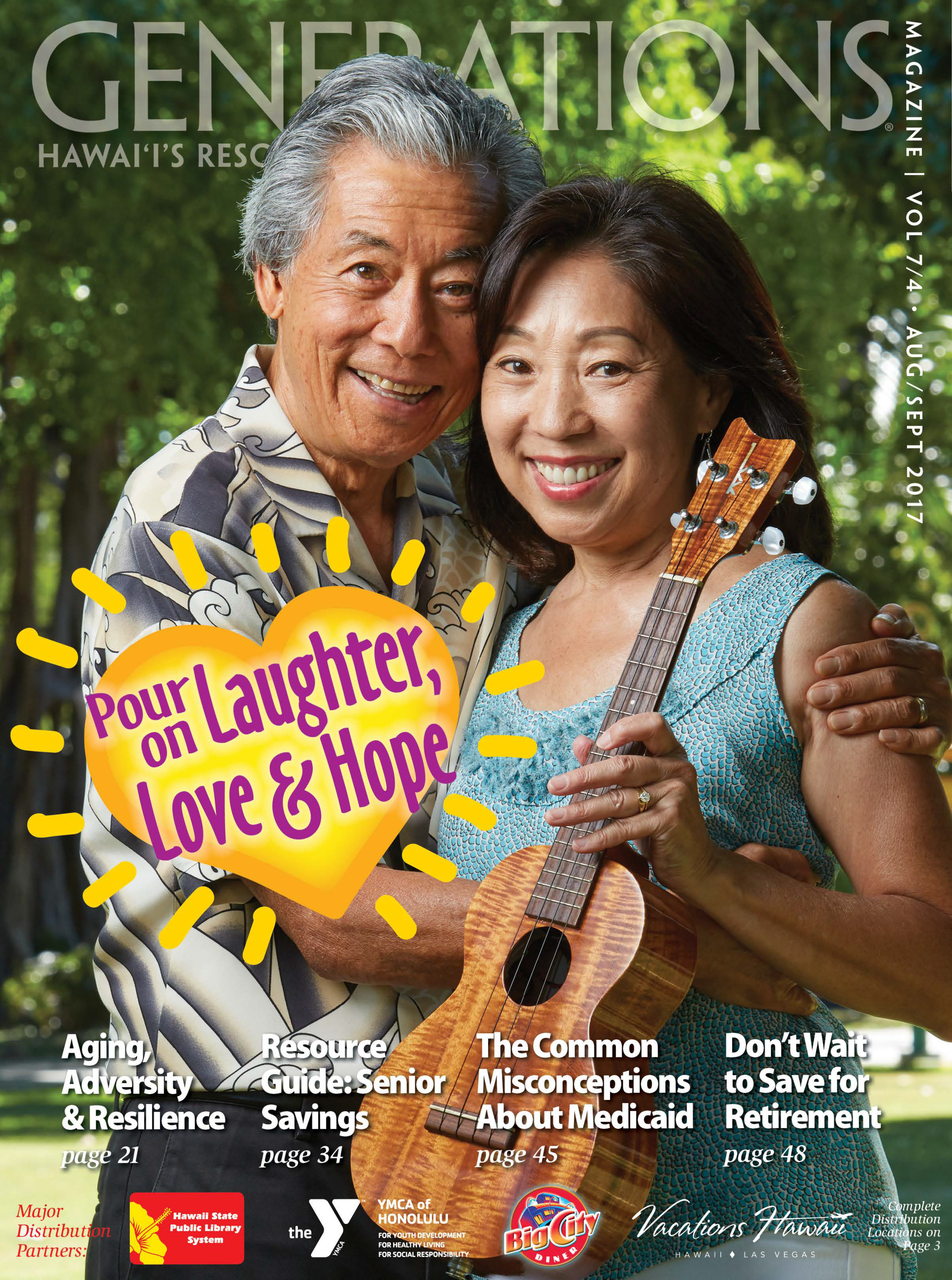 Cover for June-July 2017 Issue