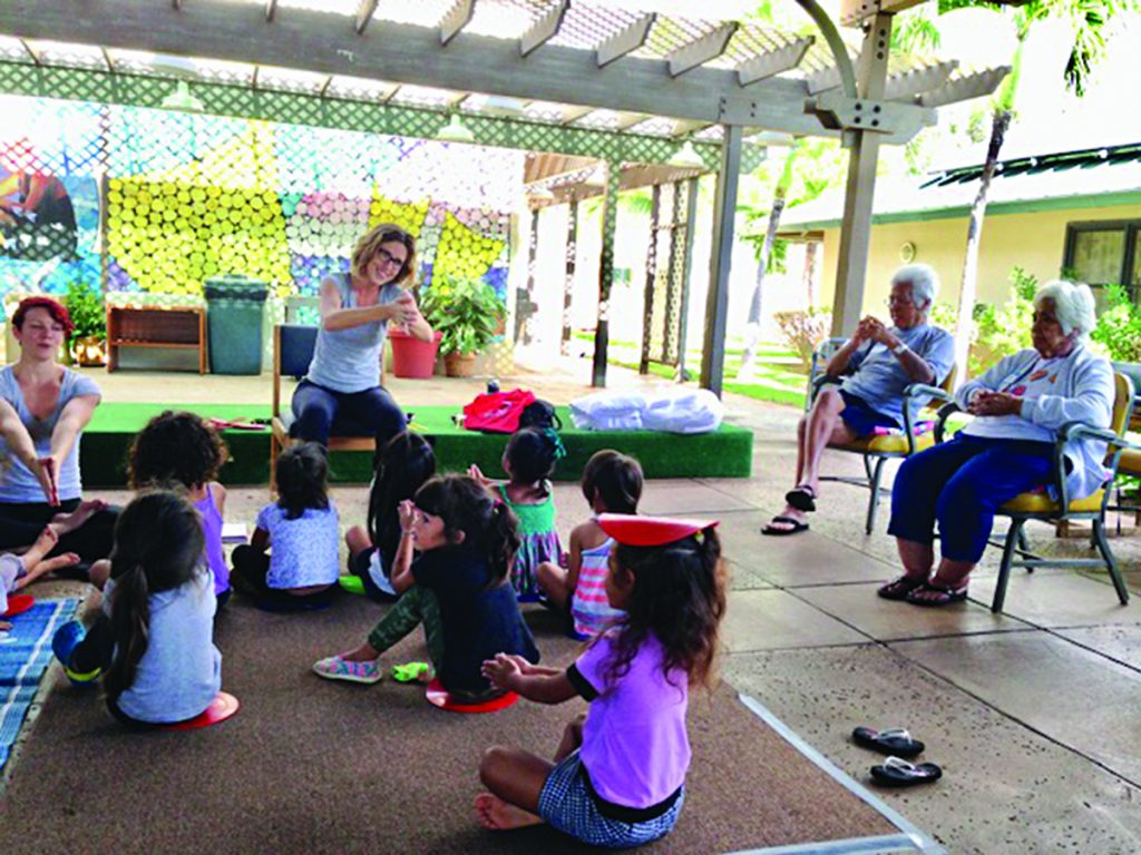 Adult Day Care at the Blue Zones Project