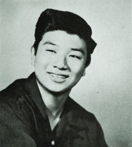 Galen Narimatsu, MPI Alumni Association Board Member and Past President, Class of '55