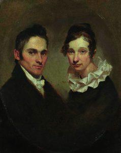 Reverend Hiram & Sybil Bingham