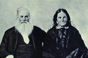 Reverend Asa & Lucy Thurston