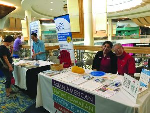 Generations partners offered a wealth of information to seniors and their families.
