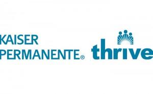 Kaiser Permanente Thrive-sponsor logo