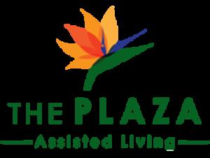 The Plaza-sponsor logo