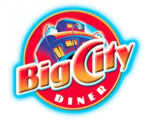big city diner - sponsor logo