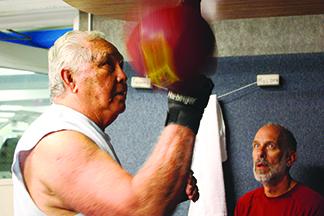 George Kam Boxing - Generations Magazine - April - May 2013