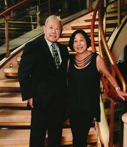 photo of jim and sharon nishimoto